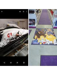 Large-format printing / Digital printing